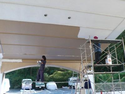 外壁塗装の塗り替え工事2011.jpg