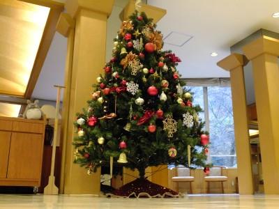クリスマスツリー完成!.jpg